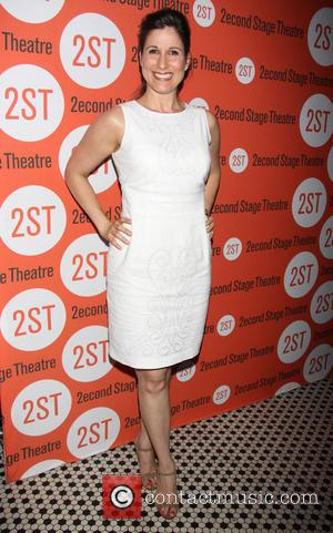Stephanie J. Block - The opening night after party for Nobody Loves You, held at HB Burger. - New York,...