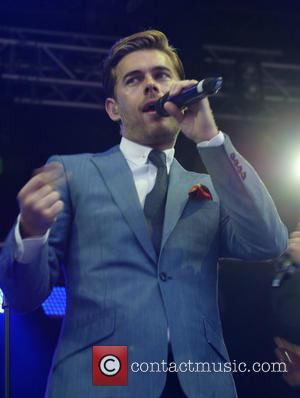 The Overtones - Access All Eirias at the Eirias Stadium - Day 2 - Colwyn Bay, Wales - Saturday 20th...