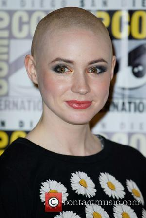 Karen Gillan and Dave Bautista (Both Bald) Talk 'Guardians of the Galaxy' [Videos]