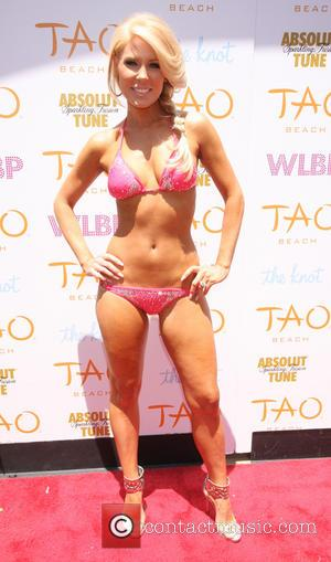 Gretchen Christine Rossi - Bachelorette beach party hosted by 'The Real Housewives of Orange County' star Gretchen Christine Rossi at...