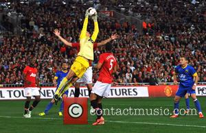 Manchester United and Ander Lindegaard