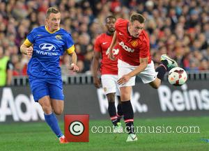 Manchester United and Phil Jones
