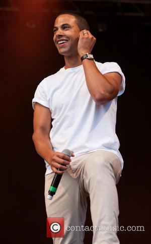 Marvin Humes and JLS - Ponty's Big Weekend 2013 - Day One - PontyPridd, United Kingdom - Saturday 20th July...
