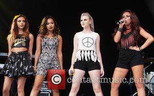 Jesy Nelson, Jade Thirwall, Perrie Edwards, Leigh-anne Pinnock and Little Mix