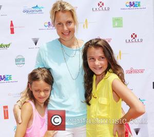 Alexandra Wentworth, Daughters Harper and Elliott Stephanopolous