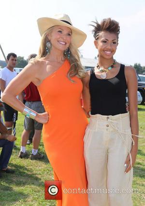 Christie Brinkley - Bridgehampton Polo Club 17th Season - Bridgehampton, New York, United States - Sunday 21st July 2013