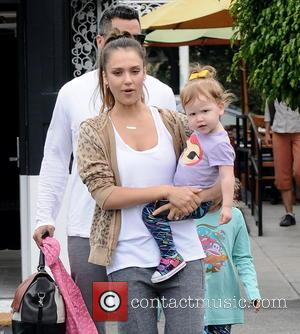 Jessica Alba, Cash Warren, Honor Marie Warren and Haven Garner Warren - Jessica Alba, Cash Warren, Honor Marie Warren, Haven...