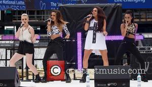 Perrie Edwards, Jade Thirwall, Jesy Nelson, Leigh-anne Pinnock and Little Mix