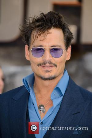 Johnny Depp - Disney's 'The Lone Ranger' UK Film Premiere