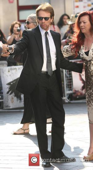 Jerry Bruckheimer - Disney's 'The Lone Ranger' UK  Film Premiere- Outside Arrivals - London, United Kingdom - Sunday 21st...