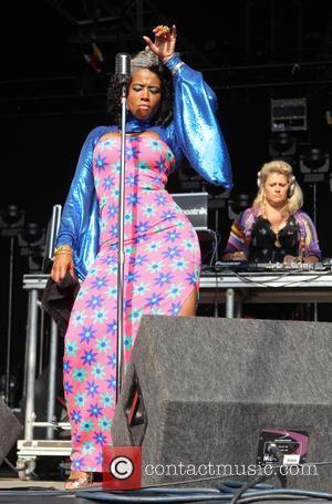 Kelis - Lovebox held at Victoria Park - Day 3 - London, United Kingdom - Sunday 21st July 2013