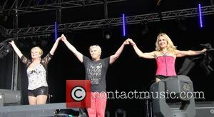 bucks fizz, Jay Aston and Mike Nolan