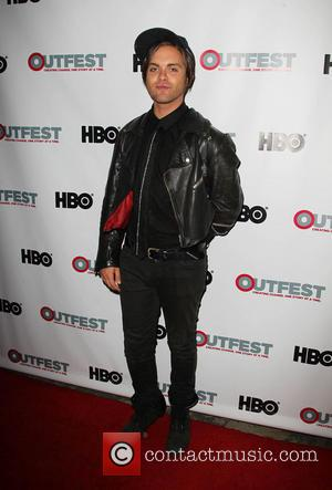Thomas Dekker - The 2013 Outfest Film Festival Closing Night Gala of 'G.B.F.' - Arrivals - Hollywood, California, United States...