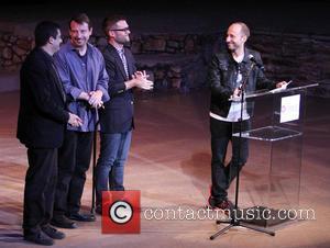 Darren Stein, Richard Bever, George Northy and Stephen Israel