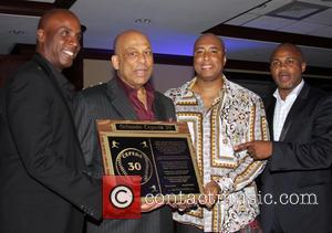 Orlando Cepeda, Barry Bonds and Bernie Williams