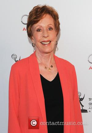 Carol Burnett - The Academy of Television Arts & Sciences Presents an Evening with Carol Burnett - Los Angeles, CA,...