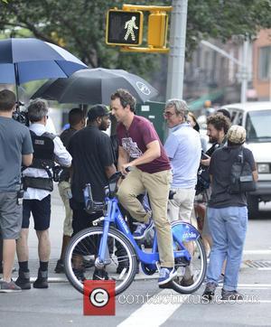Seth Meyers and Chris Rock