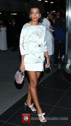 Solange Knowles - New York Premiere of 'Blue Jasmine' at the Museum of Modern Art - New York City, NY,...
