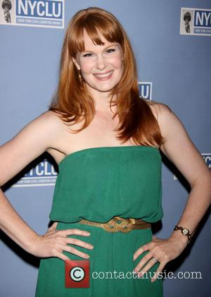 Kate Baldwin - NYCLU's Broadway Stands Up For Freedom concert held at NYU Skirball Center - Arrivals - New York...