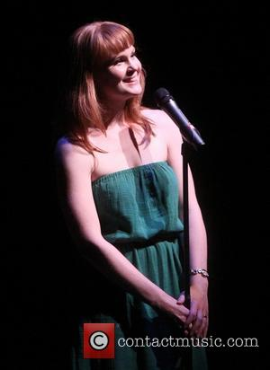 Kate Baldwin - NYCLU's Broadway Stands Up For Freedom concert held at NYU Skirball Center - Performances - New York...