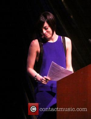 Krysta Rodriguez - NYCLU's Broadway Stands Up For Freedom concert held at NYU Skirball Center - Performances - New York...