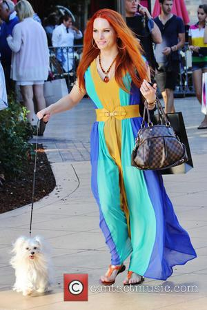Carmit Bachar - Celebrities at The Grove - Los Angeles, California, United States - Monday 22nd July 2013