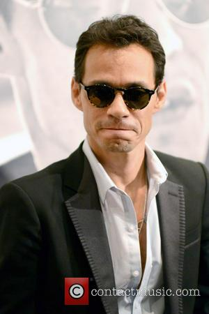 Marc Anthony - Latin musician Marc Anthony promtes his new album 3.0 at the NBC Experience store - New York,...