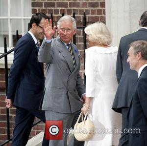 Prince Charles and Duchess of Cornwell
