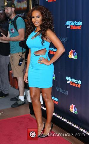 Mel B - 'Americas Got Talent' Season 8 Pre-Show Red Carpet Event - New York City, NY, United States -...