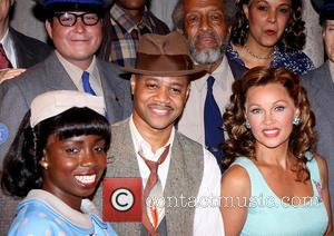 Adepero Oduye, Cuba Gooding Jr., Arthur French and Vanessa Williams