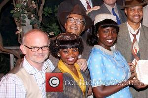 Michael Wilson, Guest, Adepero Oduye and Cuba Gooding Jr.
