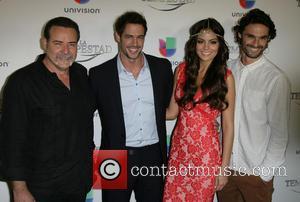 Cast: Cesar Evora, William Levy, Ximena Navarrete and Ivan Sanchez