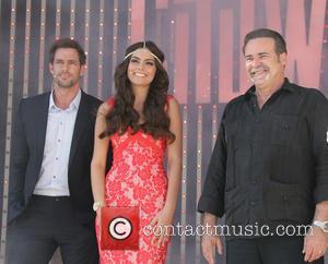 William Levy, Ximena Navarrete and Cesar Evora
