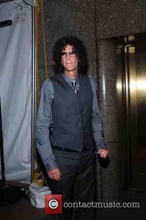 Howard Stern - 'Americas Got Talent' Season 8 Pre-Show Red Carpet Event - New York City, NY, United States -...