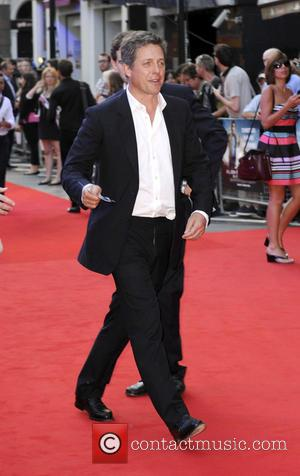 Hugh Grant - London premiere of 'Alan Partridge: Alpha Papa' held at Leicester Square - London, United Kingdom - Wednesday...