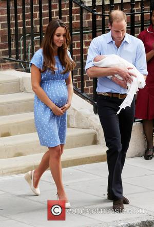 Catherine, Duchess of Cambridge, Prince William, Duke of Cambridge and baby -   The royals headed back into the...