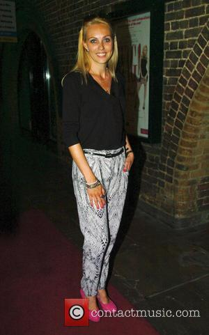 CAMILLA DALLERUP - 'WAG! The Musical' held at the Charing Cross Theatre - LONDON, United Kingdom - Wednesday 24th July...