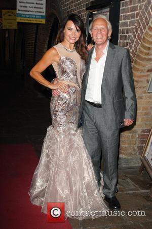 Lizzie Cundy and Paul Nicholas