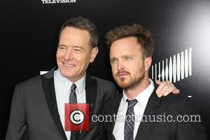 Check Out Bryan Cranston And Aaron Paul Drive The Breaking Bad Rv [Pictures]