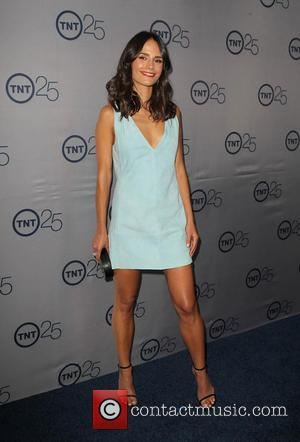 Jordana Brewster - TNT celebrates 25 years at the TCA summer tour - Beverly Hills, California, United States - Wednesday...