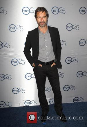 Eric McCormack - TNT's 25th Anniversary Party held at the Aqua Star Pool at The Beverly Hilton Hotel - Beverly...