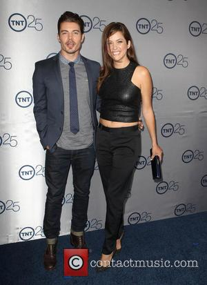 Josh Henderson and Julie Gonzalo