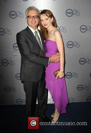 Tony Denison and Melissa Biethan