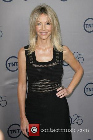 Beverly Hilton Hotel, Heather Locklear