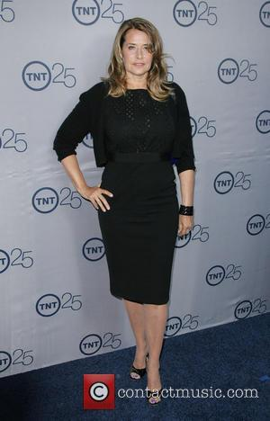 Lorraine Bracco - TNT's 25th Anniversary Party held at the Aqua Star Pool at The Beverly Hilton Hotel - Los...