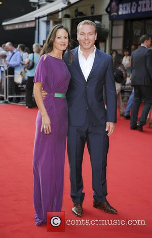 Sir Chris Hoy - London premiere of 'Alan Partridge: Alpha Papa' held at Leicester Square - London, United Kingdom -...