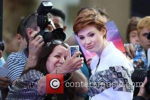 Karen Gillan - UK premiere of 'Guardians of the Galaxy' held at the Empire cinema - Arrivals - London, United...