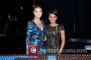 Heidi Klum, Mel B and Melanie Brown