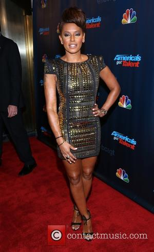 Mel B and Melanie Brown - 'America's Got Talent' Season 8 Post-Show Red Carpet Event at Radio City Music Hall....
