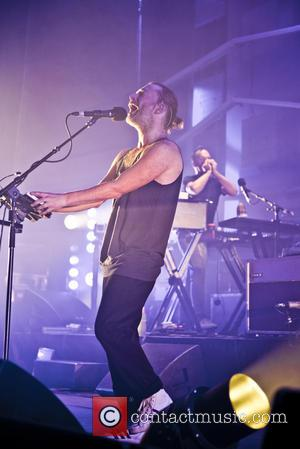Thom Yorke - Atoms For Peace live in London